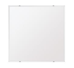 洗面鏡 浴室鏡 トイレ鏡 化粧鏡 日本製 高透過 超透明鏡 四角形 鏡 650mmx650mm スーパークリアーミラー クリスタルカット 国産 フレームレスミラー 風呂 鏡 壁掛け鏡 壁掛けミラー ウオールミラー 姿見 姿見鏡 ミラー