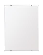 洗面鏡 浴室鏡 トイレ鏡 化粧鏡 日本製 高透過 超透明鏡 四角形 鏡 500mmx640mm スーパークリアーミラー クリスタルカット 国産 フレームレスミラー 風呂 鏡 壁掛け鏡 壁掛けミラー ウオールミラー 姿見 姿見鏡 ミラー