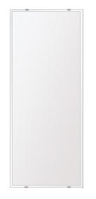スーパークリアー ミラー 350x900mm 長方形 クリスタルカット 鏡 壁掛け ミラー 壁掛け 日本製 5mm厚 玄関 リビング 寝室 トイレ 取付金具と説明書 高透過 高精彩 壁掛け壁 壁に直付け ウオールミラー 姿見 全身 おしゃれ 軽量 角型 四角 四角形
