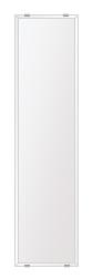 洗面鏡 浴室鏡 トイレ鏡 化粧鏡 日本製 高透過 超透明鏡 四角形 鏡 200mmx800mm スーパークリアーミラー クリスタルカット 国産 フレームレスミラー 風呂 鏡 壁掛け鏡 壁掛けミラー ウオールミラー 姿見 姿見鏡 ミラー
