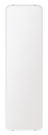 飛散防止加工 鏡 ミラー 高透過 超透明鏡 安心 安全 クリスタルミラー シリーズ:b-scm-h-4m-30r-444mmx1494mm-HS(角丸四角形)(スーパークリアーミラー 30R クリスタルカットタイプ)アイビーオリジナル 洗面 浴室 風呂 トイレ 水廻り 鏡 ミラー