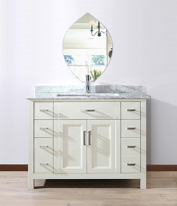 洗面鏡 浴室鏡 トイレ鏡 化粧鏡 日本製 高透過 超透明鏡 リーク 430mm×600mm スーパークリアーミラー シンプルタイプ 国産 フレームレスミラー 風呂 鏡 壁掛け鏡 壁掛けミラー ウオールミラー 姿見 姿見鏡 ミラー