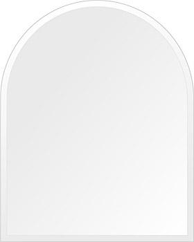 飛散防止加工 鏡 ミラー 高透過 超透明鏡 安心 安全 クリスタルミラー シリーズ:scdx-arch600x750-18mm-HS(アーチ)(スーパークリアーミラー デラックスカットタイプ)アイビーオリジナル 洗面 浴室 風呂 トイレ 鏡 ミラー