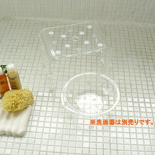 バスチェアー バス チェアー シャワーチェア 風呂椅子 風呂イス 風呂いす バススツール お風呂椅子 アクリル バスチェア 椅子 イス いす おすすめ:483863