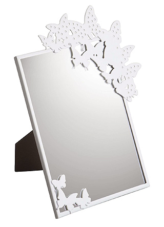 Mirror Mirror Stand Mirror Table Mirror Earring Stand: 0y665z5