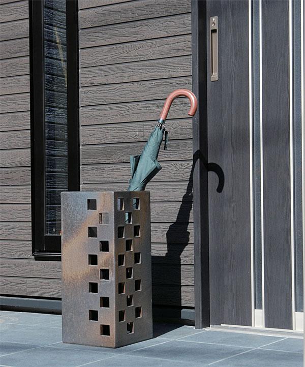 傘立て 陶器 陶器傘立て アンブレラスタンド レインラック カサ立て アンティーク 傘立 おしゃれ 業務用 スリム デザイン レインラック 北欧 和風 デザイン:5s22-0s5