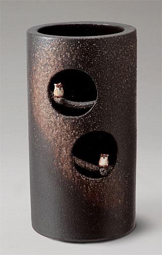 傘立て 陶器 陶器傘立て アンブレラスタンド レインラック カサ立て アンティーク 傘立 おしゃれ 業務用 スリム デザイン レインラック 北欧 和風 デザイン:5s28-0s4