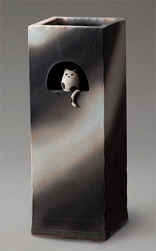 傘立て 陶器 陶器傘立て アンブレラスタンド レインラック カサ立て アンティーク 傘立 おしゃれ 業務用 スリム デザイン レインラック 北欧 和風 デザイン:5s31-0s5