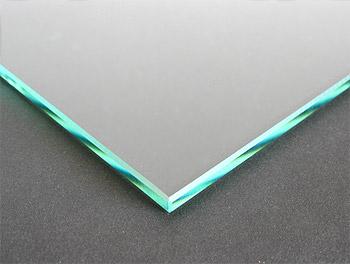ガラスマット 硝子敷き(長方形 正方形)国産の硝子 板硝子(板厚5ミリ) 糸面取り加工(面取り幅1~2ミリ):1100x1100mm