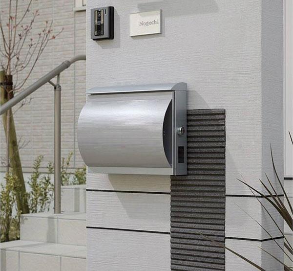 郵便受け 郵便ポスト(壁掛けポスト 壁付けポスト スタンドポスト):mUolSt