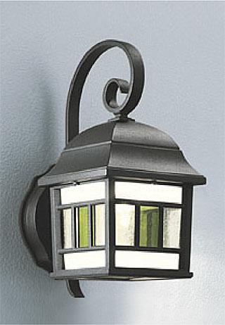 エクステリア照明 エントランス照明 門柱ライト エントランスライト フランジライト 照明 玄関 ライト エントランス 室外 屋外 おしゃれ アンティーク レトロ:uUnog-041-732lSc-el
