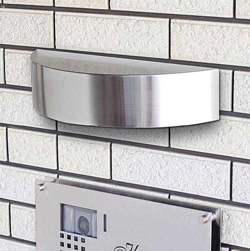 ブラケットライト 室内照明 壁掛けライト ブラケット照明 室内灯 照明 北欧 ステンレス製 レトロ 照明器具 おしゃれ:iSga01a-bl