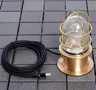 ガーデンライト 庭園灯 庭 庭園 ガーデン 室外 屋外照明 エクステリアライト マリンライト 舶用照明 船舶 照明 屋外ライト ライト 屋外 おしゃれ アンティーク レトロ:iSaa35a-gl