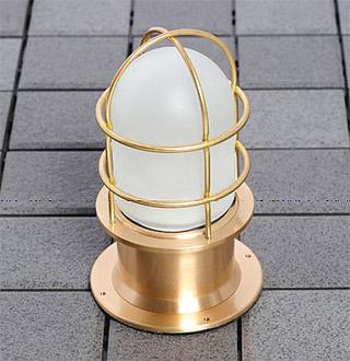 ガーデンライト 庭園灯 庭 庭園 ガーデン 室外 屋外照明 エクステリアライト マリンライト 舶用照明 船舶 照明 屋外ライト ライト 屋外 おしゃれ アンティーク レトロ:iSaa37a-gl