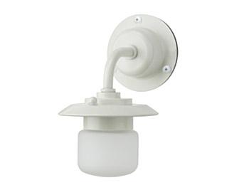 ポーチライト 玄関灯 玄関照明 屋外照明 エクステリアライト フランジライト 照明 屋外ライト 庭 庭園 ガーデン 室外 ライト 屋外 仕様 おしゃれ アンティーク レトロ:mTl-f14Swh-pl(ホワイト)