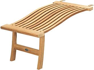 ガーデン チェアー(椅子 イス) リクライニングチェア用フットレストA:tUkacfrSa