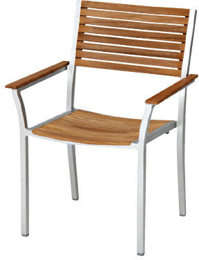 ガーデン チェアー(椅子 イス):aUltcaSc
