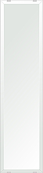 クリスタル ミラー 洗面鏡 浴室鏡 200x800mm 長方形 デラックスカット 洗面 鏡 浴室 壁掛け ミラー 日本製 5mm厚 取付金具と説明書 壁掛け鏡 ウオールミラー 防湿鏡 姿見 全身 おしゃれ 軽量 角型 四角 四角形 洗面台 防湿 お風呂