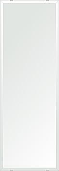 クリスタル ミラー 洗面鏡 浴室鏡 350x1000mm 長方形 デラックスカット 洗面 鏡 浴室 壁掛け ミラー 日本製 5mm厚 取付金具と説明書 壁掛け鏡 ウオールミラー 防湿鏡 姿見 全身 おしゃれ 軽量 角型 四角 四角形 洗面台 防湿 お風呂