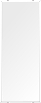 スーパークリアー ミラー 350x900mm 長方形 デラックスカット 鏡 壁掛け ミラー 壁掛け 日本製 5mm厚 玄関 リビング 寝室 トイレ 取付金具と説明書 高透過 高精彩 壁掛け壁 壁に直付け ウオールミラー 姿見 全身 おしゃれ 軽量 角型 四角 四角形