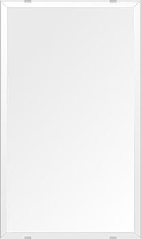 飛散防止加工 鏡 ミラー 高透過 超透明鏡 安心 安全 クリスタルミラー シリーズ(一般空間用):i-scm-h-4m18-380mmx640mm-HS(四角形)(スーパークリアーミラー デラックスカットタイプ)アイビーオリジナル 壁掛け鏡 ウォールミラー 姿見