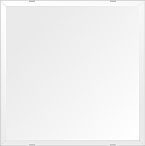 洗面鏡 浴室鏡 トイレ鏡 化粧鏡 日本製 高透過 超透明鏡 四角形 鏡 450mmx450mm スーパークリアーミラー デラックスカット 国産 フレームレスミラー 風呂 鏡 壁掛け鏡 壁掛けミラー ウオールミラー 姿見 姿見鏡 ミラー
