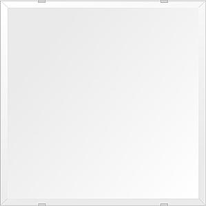 洗面鏡 浴室鏡 トイレ鏡 化粧鏡 日本製 高透過 超透明鏡 四角形 鏡 500mmx500mm スーパークリアーミラー デラックスカット 国産 フレームレスミラー 風呂 鏡 壁掛け鏡 壁掛けミラー ウオールミラー 姿見 姿見鏡 ミラー
