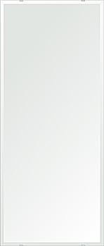 トイレ鏡 洗面鏡 化粧鏡 浴室鏡 クリスタルミラー シリーズ:b-cm-h-4m18-500mmx1180mm(四角形)(クリアーミラー デラックスカットタイプ)( 鏡 壁掛け 鏡 姿見 壁掛けミラー ウォールミラー )