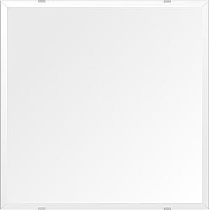 洗面鏡 浴室鏡 トイレ鏡 化粧鏡 日本製 高透過 超透明鏡 四角形 鏡 550mmx550mm スーパークリアーミラー デラックスカット 国産 フレームレスミラー 風呂 鏡 壁掛け鏡 壁掛けミラー ウオールミラー 姿見 姿見鏡 ミラー