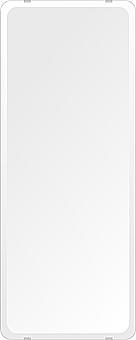 飛散防止加工 鏡 ミラー 高透過 超透明鏡 安心 安全 クリスタルミラー シリーズ:b-scm-h-4m18-30r-360mmx900mm-HS(角丸四角形)(スーパークリアーミラー 30R デラックスカットタイプ)アイビーオリジナル 洗面 浴室 風呂 トイレ 水廻り 鏡 ミラー