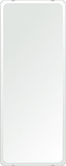 クリスタル ミラー 洗面鏡 浴室鏡 360x900mm 角丸四角形 デラックスカット 洗面 鏡 浴室 壁掛け ミラー 日本製 5mm厚 取付金具と説明書 壁掛け鏡 ウオールミラー 防湿鏡 姿見 全身 おしゃれ 軽量 角型 四角 四角形 洗面台 防湿 お風呂