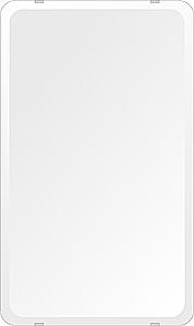 洗面鏡 浴室鏡 トイレ鏡 化粧鏡 日本製 高透過 超透明鏡 角丸四角形 鏡 380mmx640mm スーパークリアーミラー 30Rデラックスカット 国産 フレームレスミラー 風呂 鏡 壁掛け鏡 壁掛けミラー ウオールミラー 姿見 姿見鏡 ミラー