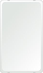 飛散防止加工 鏡 ミラー 安心 安全 クリスタルミラーシリーズ(一般空間用):i-cm-h-4m18-30r-380mmx640mm-HS(角丸四角形)(クリアーミラー 30Rデラックスカットタイプ)日本製 アイビーオリジナル 壁掛け鏡 ウォールミラー 姿見 鏡