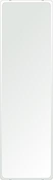 鏡 壁掛け 鏡 ミラー 日本製 角丸四角形 鏡 444mmx1494mm クリアーミラー 30Rデラックスカット 国産 フレームレスミラー 壁掛け鏡 壁掛けミラー ウォールミラー 姿見 姿見鏡 インテリアミラー (リビング、玄関、廊下、寝室など一般空間用)