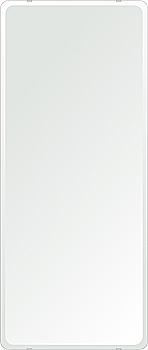 飛散防止加工 鏡 ミラー 安心 安全 クリスタルミラーシリーズ(一般空間用):i-cm-h-4m18-30r-500mmx1180mm-HS(角丸四角形)(クリアーミラー 30Rデラックスカットタイプ)日本製 アイビーオリジナル 壁掛け鏡 ウォールミラー 姿見 鏡