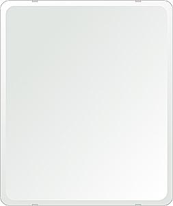 洗面鏡 浴室鏡 トイレ鏡 化粧鏡 日本製 角丸四角形 549mmx649mm クリアーミラー 30Rデラックスカット 国産 フレームレスミラー 風呂 鏡 壁掛け鏡 壁掛けミラー ウオールミラー 姿見 姿見鏡