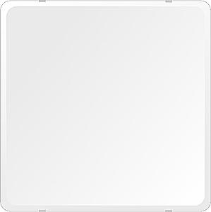 洗面鏡 浴室鏡 トイレ鏡 化粧鏡 日本製 高透過 超透明鏡 角丸四角形 鏡 600mmx600mm スーパークリアーミラー 30Rデラックスカット 国産 フレームレスミラー 風呂 鏡 壁掛け鏡 壁掛けミラー ウオールミラー 姿見 姿見鏡 ミラー