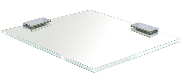 ガラスシェルフ シェルフ 棚 洗面の棚 サニタリーシェルフ 洗面 洗面所 ラック 棚板 壁掛け 収納 壁面 デザイン トイレ 洗面の棚 化粧棚 サニタリーシェルフ (高透過超透明ガラス):gs200xd200sc