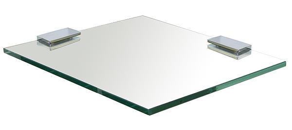 ガラスシェルフ シェルフ 棚 洗面の棚 サニタリーシェルフ 洗面 洗面所 ラック 棚板 壁掛け 収納 壁面 デザイン トイレ 洗面の棚 化粧棚 サニタリーシェルフ (通常の透明ガラス):gs200xd200cl