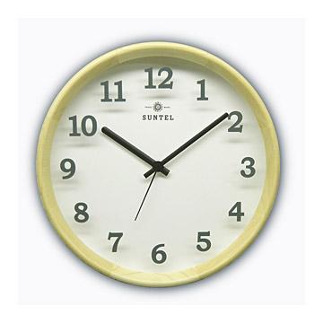 新しいブランド 掛時計、掛け時計、壁掛け時計(和室、和風、日本風、日本間)(電波時計、電波掛け時計)(ナチュラル、シンプルなデザイン)(ナチュラル色):wstsDsQL69t5NA, 介護ストアげんき介:f9e6cb59 --- clftranspo.dominiotemporario.com