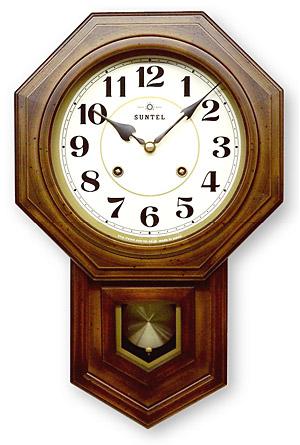 国産 一点一点 手作り 昔ながらのピアノ線を叩き時を知らせるボンボン時計 風水から縁起の良い八角モデル アンティーク ブラウン 八角 八角形 アラビア文字 日本製 レトロなデザインの掛け時計 代引き不可 壁掛け時計 かけ時計 振り子 シンプル 振り子時計 仕掛け時計 北欧 おしゃれ ギフト 掛時計 時計 サービス 壁掛け プレゼント 木製