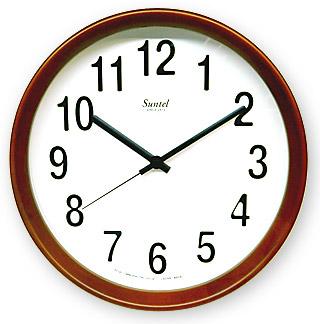【国産】 掛時計、掛け時計、壁掛け時計、時計 壁掛け、ウオールクロック(オフィス、会社、仕事、事務所):offcDsQL66t1-BR, ヤマガタシ:da3d77a4 --- canoncity.azurewebsites.net
