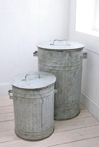 ゴミ箱 ダストボックス エチケットボックス(アンティーク レトロなデザイン):EcZ-5g3