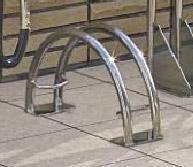 自転車スタンド サイクルスタンド 自転車ラック 自転車デイスプレイラック サイクルラック 自転車 スタンド 駐輪場 スタンド スタンドラック (L=ロータイプ):clrks3-l