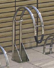 自転車スタンド サイクルスタンド 自転車ラック 自転車デイスプレイラック サイクルラック 自転車 スタンド 駐輪場 スタンド スタンドラック (H=ハイタイプ):clrks3-h