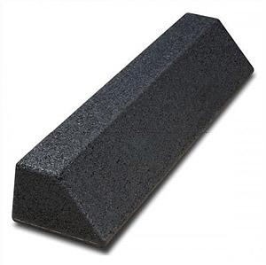 車止め ホイールエンド 車止めブロック パーキングブロック カーストッパー パーキングストップ カーストップ オートストップ オートブロック 駐車場 車ブロック(ブラック):MoA2-GCS-BoK+AN