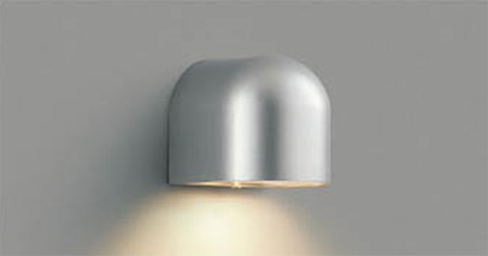 ブラケットライト LED 150lm (40W相当) 透明樹脂 壁 照明 壁付け ライト 壁掛け ブラケット照明 室内灯 室内 照明インテリアライト インテリア照明 おしゃれ アルミ 銀 シルバー メタリック