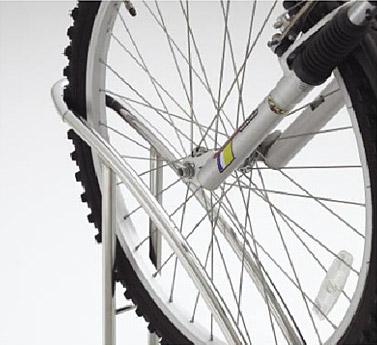 自転車スタンド サイクルスタンド 自転車ラック 自転車デイスプレイラック サイクルラック 自転車 スタンド 駐輪場 スタンド スタンドラック (H=ハイタイプ):clrks2n-h