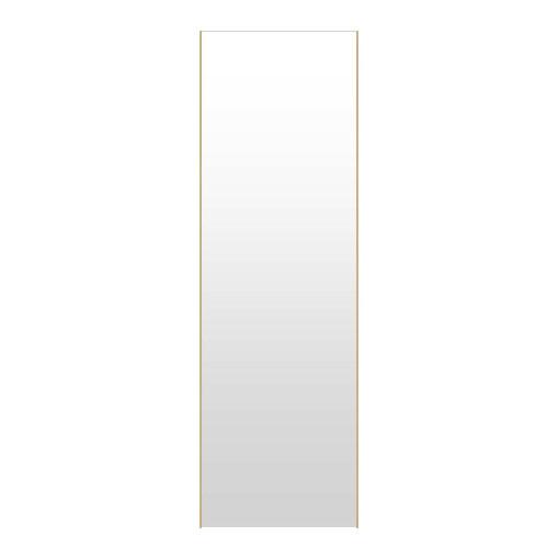 割れない鏡 割れないミラー リフェクス リフェクスミラー フィルムミラー 鏡 ミラー 立て掛け鏡 立てかけ 立て掛け 姿見 姿見鏡 全身 全身鏡 軽量姿見 防災ミラー (特注サイズ): RjM-42/50x160t-m5 割れない鏡 割れないミラー リフェクス ミラー