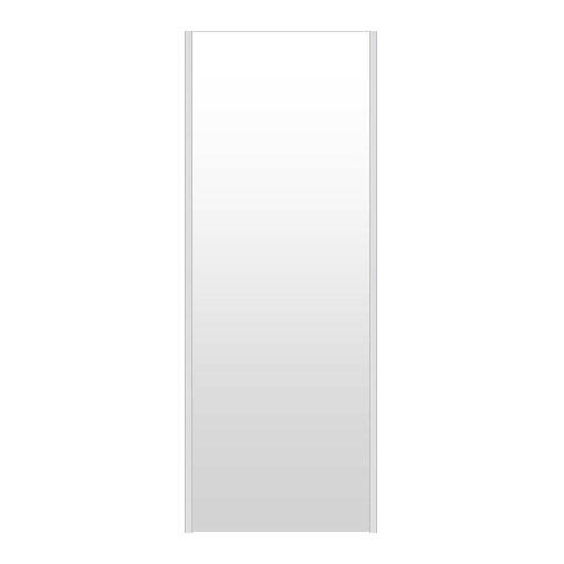 割れない鏡 割れないミラー リフェクス リフェクスミラー フィルムミラー 鏡 ミラー 立て掛け鏡 立てかけ 立て掛け 姿見 姿見鏡 全身 全身鏡 軽量姿見 防災ミラー (特注サイズ): RjM-52/60x160t-s20 割れない鏡 割れないミラー リフェクス ミラー